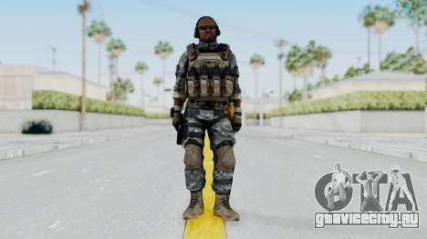 Battery Online Soldier 6 v1 для GTA San Andreas второй скриншот