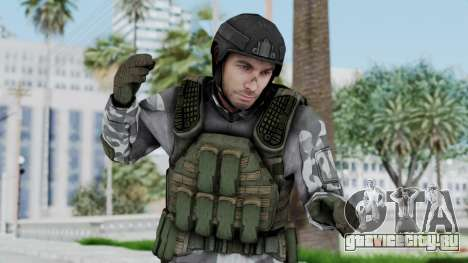Black Mesa - HECU Marine v3 для GTA San Andreas