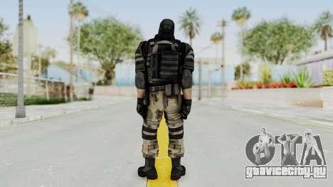 F.E.A.R. 2 - Soldier для GTA San Andreas третий скриншот