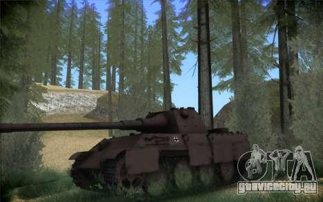 Panther II для GTA San Andreas вид слева