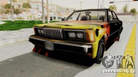 GTA VC Cuban Sentinel для GTA San Andreas