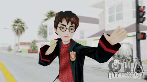 Harry Potter для GTA San Andreas