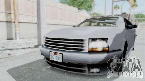 GTA LCS Sindacco Argento v2 для GTA San Andreas