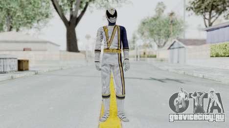Power Rangers S.P.D - Omega для GTA San Andreas второй скриншот