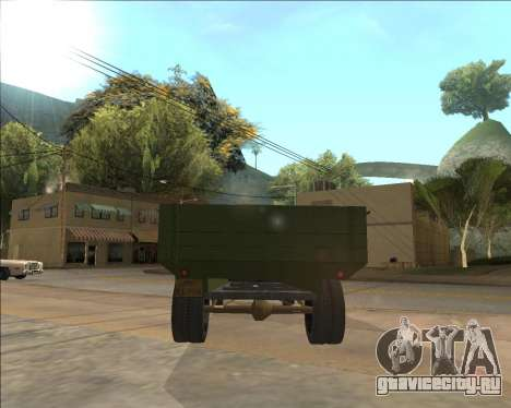 Газ АА Полуторка для GTA San Andreas вид справа