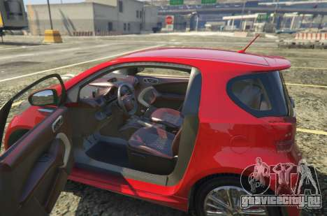 2011 Aston Martin Cygnet 1.0 [Replace] для GTA 5
