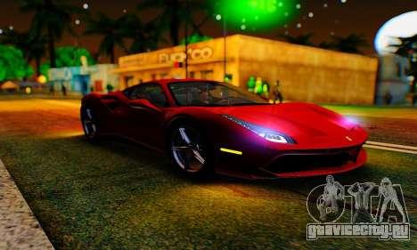 ENB B.M.S. для GTA San Andreas пятый скриншот
