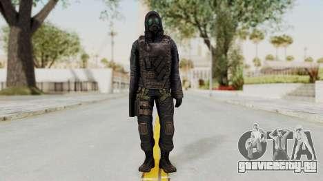 SAS from CSO2 для GTA San Andreas второй скриншот
