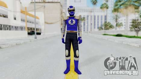 Power Rangers Ninja Storm - Navy для GTA San Andreas второй скриншот
