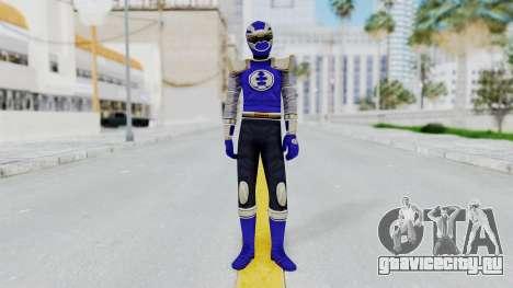 Power Rangers Ninja Storm - Navy для GTA San Andreas второй скриншот