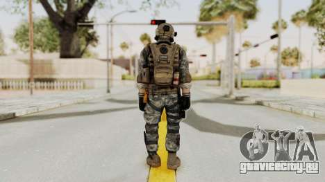 Battery Online Soldier 1 v2 для GTA San Andreas третий скриншот