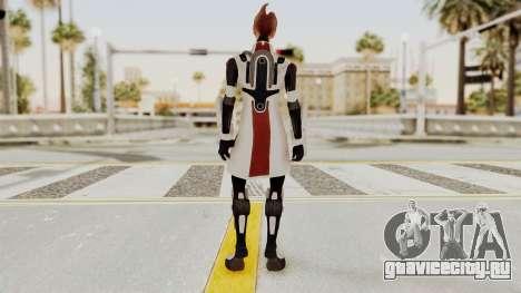 Mass Effect 2 Mordin Solus для GTA San Andreas третий скриншот