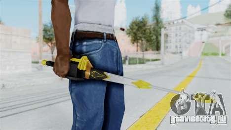 Saber Dice для GTA San Andreas третий скриншот