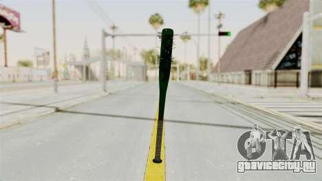 Nail Baseball Bat v1 для GTA San Andreas второй скриншот