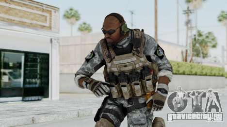 Battery Online Soldier 6 v1 для GTA San Andreas