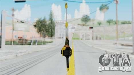 Saber Dice для GTA San Andreas