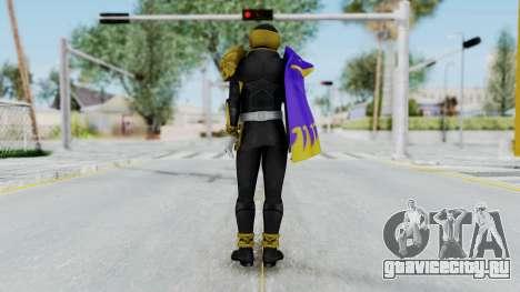 Kamen Rider Beast Dolphi для GTA San Andreas третий скриншот
