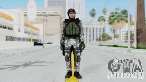 Black Mesa - HECU Marine v3 для GTA San Andreas второй скриншот