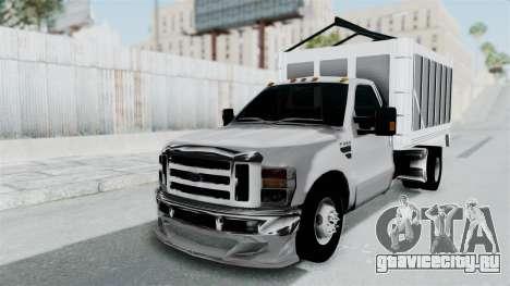 Ford F-350 для GTA San Andreas