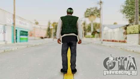 GTA 5 Families Gang Mamber 1 для GTA San Andreas третий скриншот