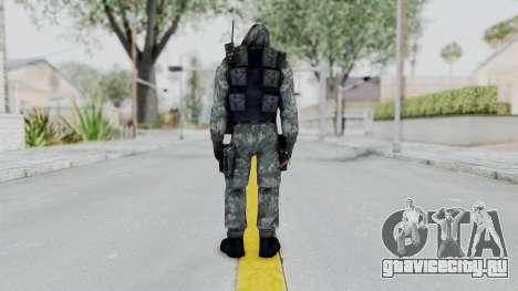 Hodeed SAS 5 для GTA San Andreas третий скриншот