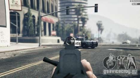 TAR-21 для GTA 5 восьмой скриншот