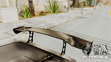 Mazda RX-7 1990 (FC3S) Cordelia Glauca Itasha для GTA San Andreas вид сбоку
