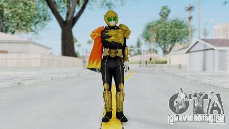 Kamen Rider Beast Falco для GTA San Andreas второй скриншот