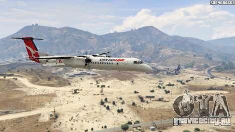 Bombardier Dash 8Q-400 для GTA 5