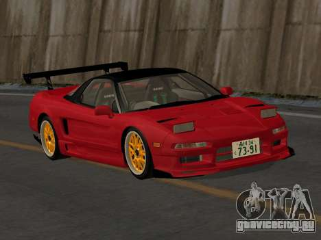 Honda NSX (NA1) Time Attack для GTA San Andreas