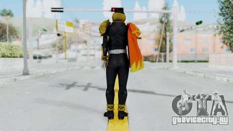 Kamen Rider Beast Falco для GTA San Andreas третий скриншот