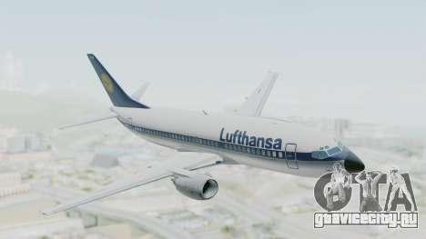 Boeing 737-300 для GTA San Andreas