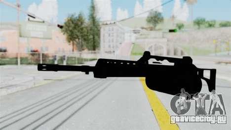 MG36 для GTA San Andreas второй скриншот