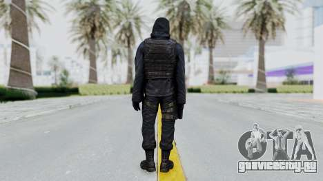 SAS No Gas Mask from CSO2 для GTA San Andreas третий скриншот