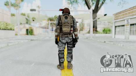 Battery Online Soldier 6 v1 для GTA San Andreas третий скриншот