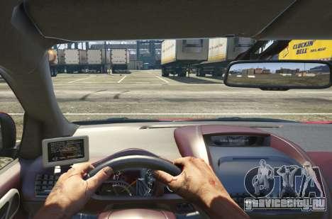 2011 Aston Martin Cygnet 1.0 [Replace] для GTA 5 вид сзади