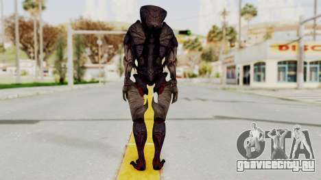 Mass Effect 3 Collector Trooper для GTA San Andreas третий скриншот