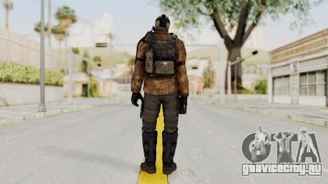 CoD AW KVA Shotgun для GTA San Andreas третий скриншот