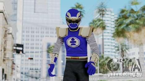 Power Rangers Ninja Storm - Navy для GTA San Andreas