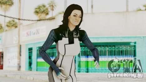 Mass Effect 3 Miranda in Evas Catsuit для GTA San Andreas