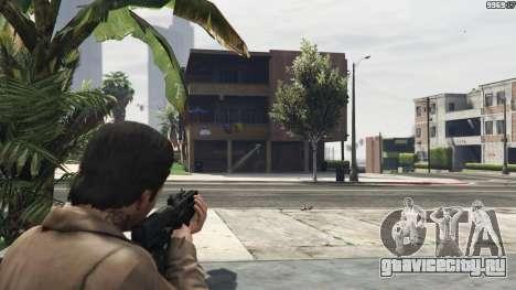 TAR-21 для GTA 5 третий скриншот