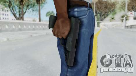 FN57 для GTA San Andreas третий скриншот