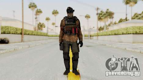 CoD AW KVA Shotgun для GTA San Andreas второй скриншот