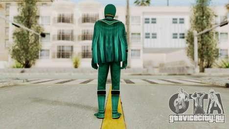 Power Rangers Mystic Force - Green для GTA San Andreas третий скриншот