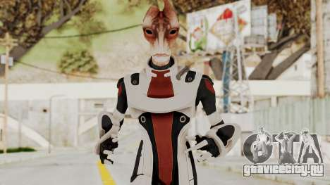 Mass Effect 2 Mordin Solus для GTA San Andreas