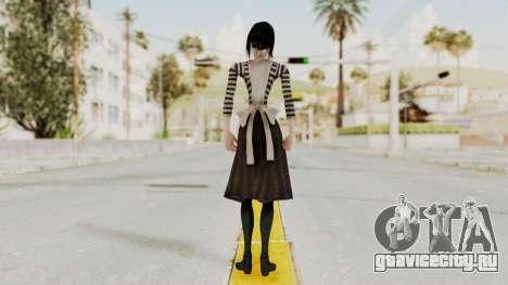 Alice London Madness Returns для GTA San Andreas третий скриншот