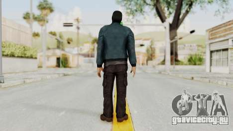 Wanted Weapons Of Fate Chicago Grunt Masked для GTA San Andreas третий скриншот
