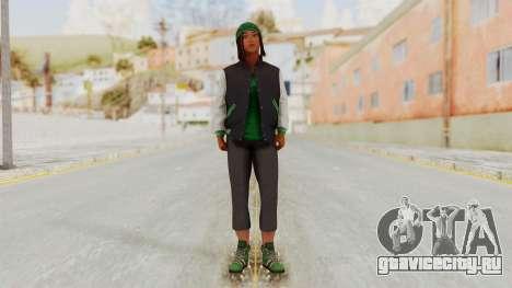 GTA 5 Families Gang Mamber 2 для GTA San Andreas второй скриншот