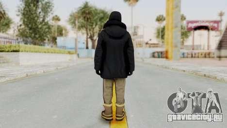 GTA 5 SF Cop для GTA San Andreas третий скриншот