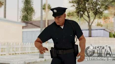 GTA 5 LA Cop для GTA San Andreas